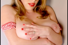 Maggie Green Huge Boobs and Cleavage 010