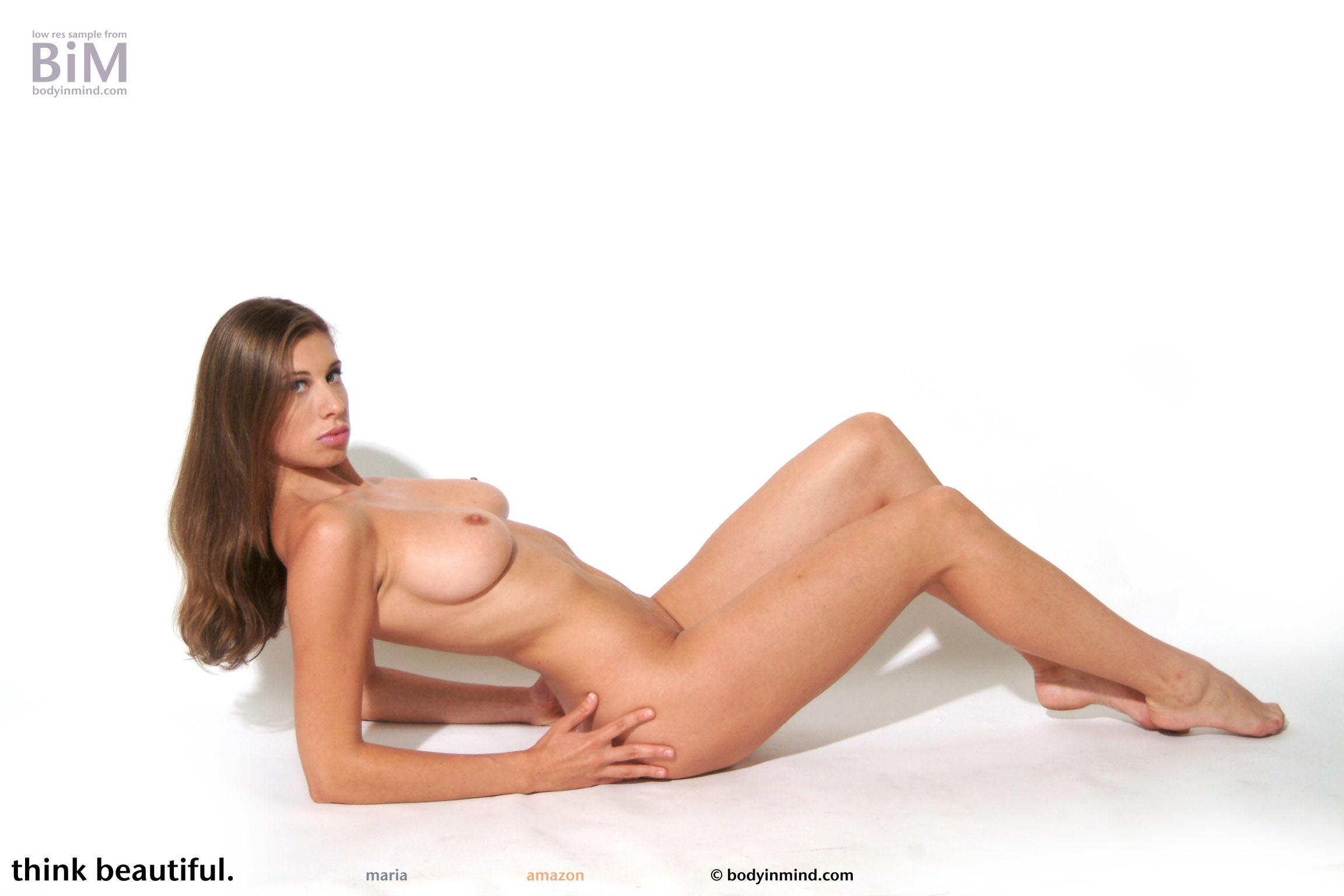 Big boobs brunette samanta fingering her cunt - 2 6