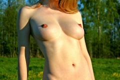 Maria Big Boods Bouncy Naked for Body in Mind 001