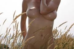 Maria Kenig Big Boobs Hot in the Sunshine 005