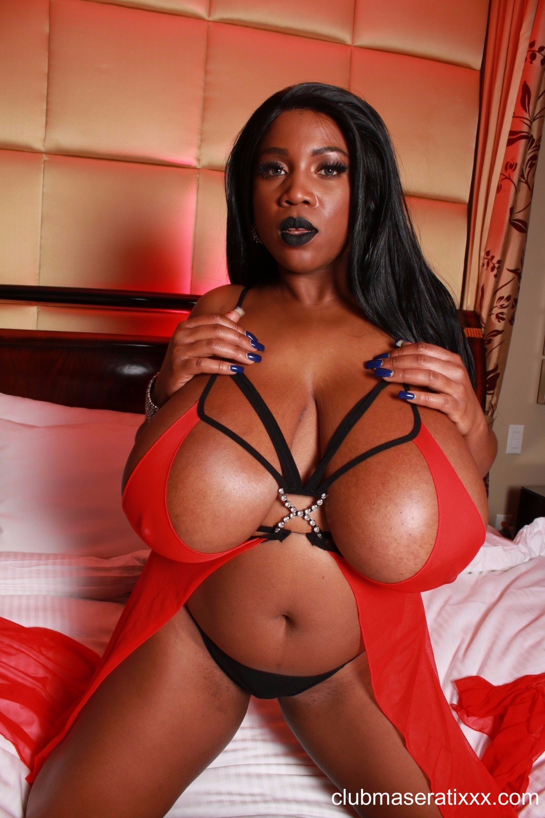 Exist? Black girl boobs sexy bra