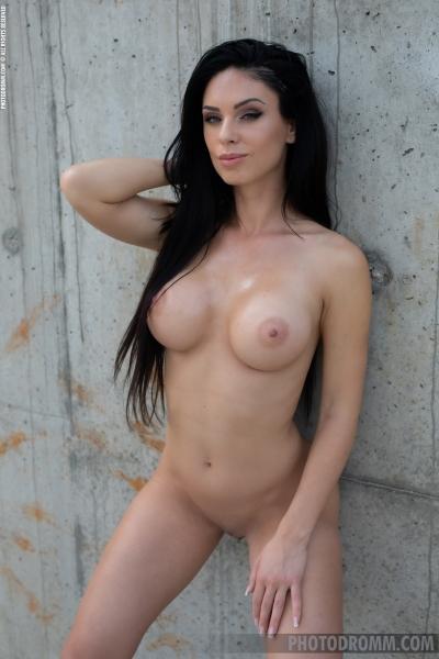 Megan-Big-Tits-in-Red-bikini-for-Photodromm-011