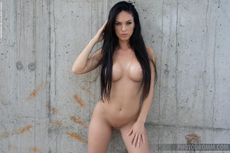 Megan-Big-Tits-in-Red-bikini-for-Photodromm-012