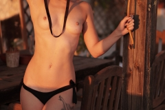 Mellisa Clarke Nice Tits Serious Senorita 08