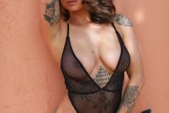 Mica Martinez Big Boobs Get Hot in the Sunshine 002