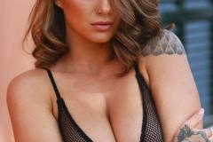 Mica Martinez Big Boobs Get Hot in the Sunshine 007