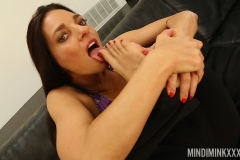 Mindi Mink Big Tit Yoga Session 004
