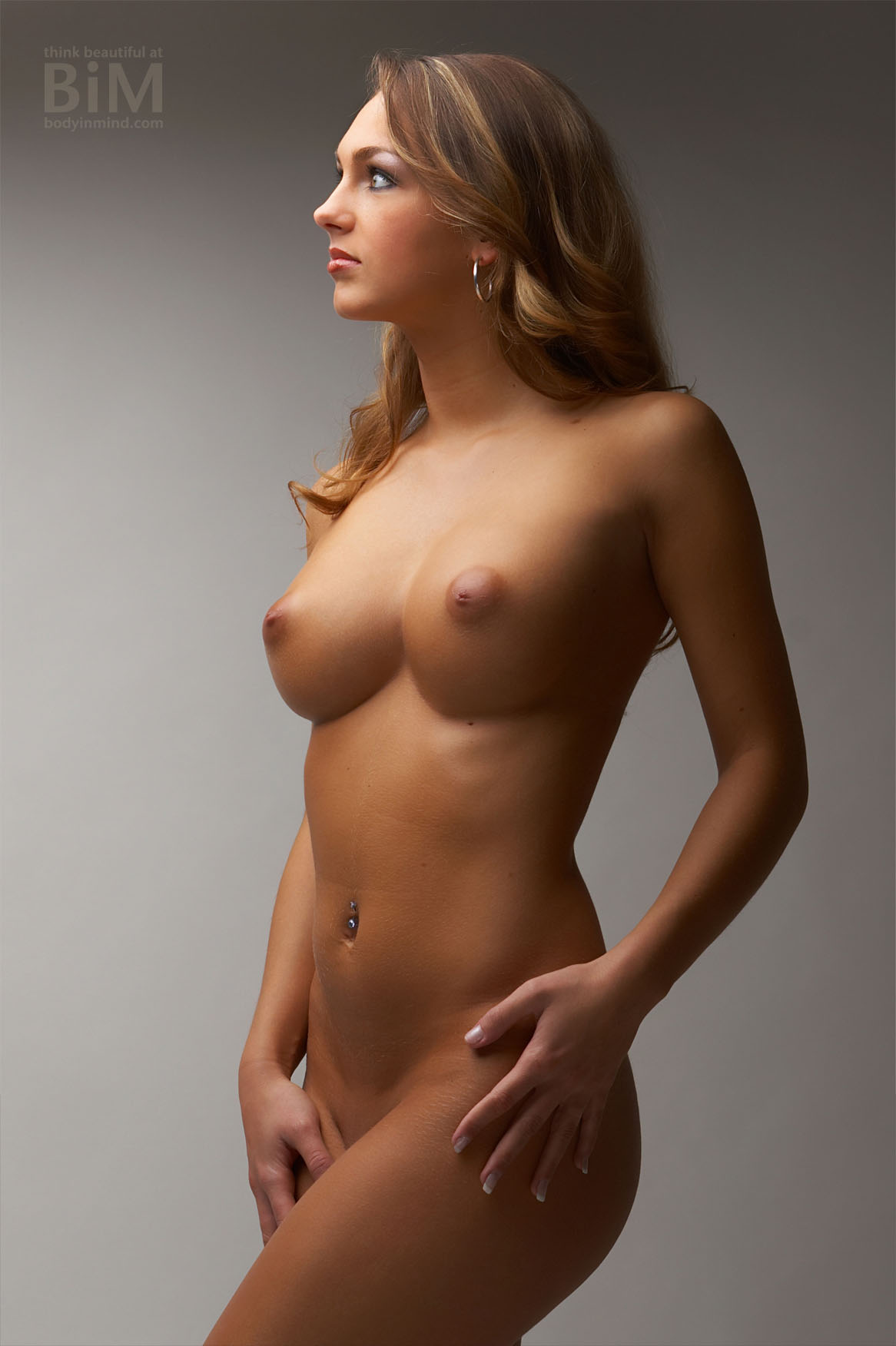 big curves naked