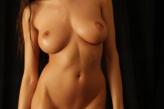Niky Big Boobs Get Naked for Body in Mind 010
