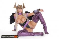 Nina Elle Big Tits Cosplay Whorecraft Babe 010