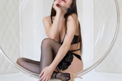 Paris Big Nalked Tits Stockings and High Heels for Photodromm 001