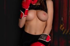 Paris-Big-Tit-Boxing-Babe-for-Photodromm-002