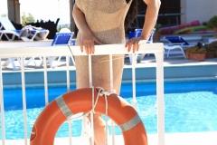 Rachel-Aldana-Huge-Tits-in-Gold-Mesh-Dress-002