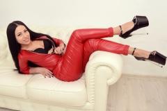 Renatte-Big-Tits-in-Red-Catsuit-Again-001
