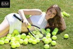 Rosie Danvers Big Boob Naked  Tennis Player 001