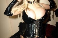 Sabrina Sabrok Huge Tits Leather Mistress 011