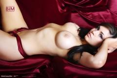 Samantha Buxton Big Boobs Tiny Red Panties 006
