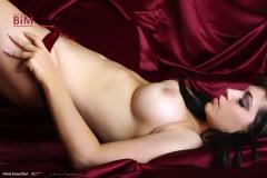 Samantha Buxton Big Boobs Tiny Red Panties 007
