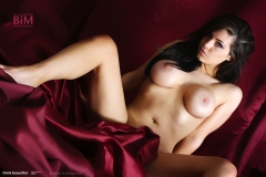 Samantha Buxton Big Boobs Tiny Red Panties 008