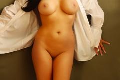 Samantha Buxton Big Tits White Shirt 09