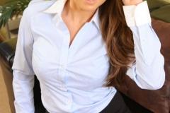 Sarah McDonald Nice Tits Secretary 01