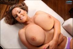 Sarah Nicola Randall Huge Boobs Various Lingerie Shoots 20
