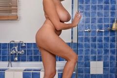 Sensual Jane Huge Breasts Tight Dress 07