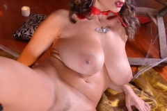 Sensual Jane Huge Tits Naughty Witch 12