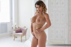 Sharona-Big-Tits-in-White-Summer-Dress-for-Photodromm-006