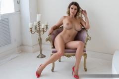 Sharona-Big-Tits-in-White-Summer-Dress-for-Photodromm-012