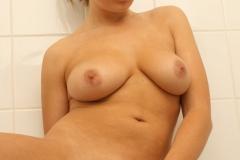 Sophie Banks Big Boobs in Sexy Red Bikini 025
