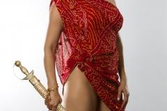 Sunny Leone Big Tits Sari and Sword 01