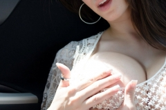 Talia Shepard Big Breasts in the Back of Your Car 04
