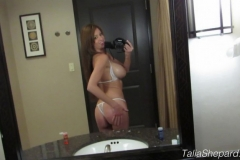 Talia Shepard Big Tit Selfies 15