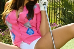 Taylor Vixen Big Tit Golfer 04