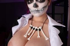 Tessa Fowler Huge Boob Naked Voodoo Babe 011
