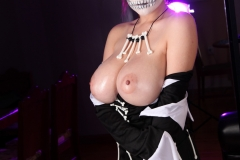 Tessa Fowler Huge Boob Naked Voodoo Babe 016