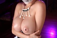 Tessa Fowler Huge Boob Naked Voodoo Babe 022