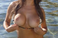 UGotIt Sophie Big Naked Boobs in a Bikini 009