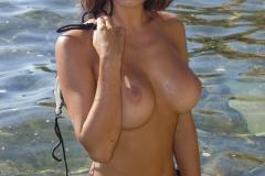 UGotIt Sophie Big Naked Boobs in a Bikini 010