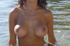 UGotIt Sophie Big Naked Boobs in a Bikini 013