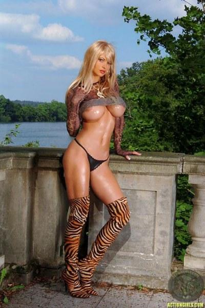 Veronika-Zemanova-Huge-Tits-in-THigh-High-Boots-009