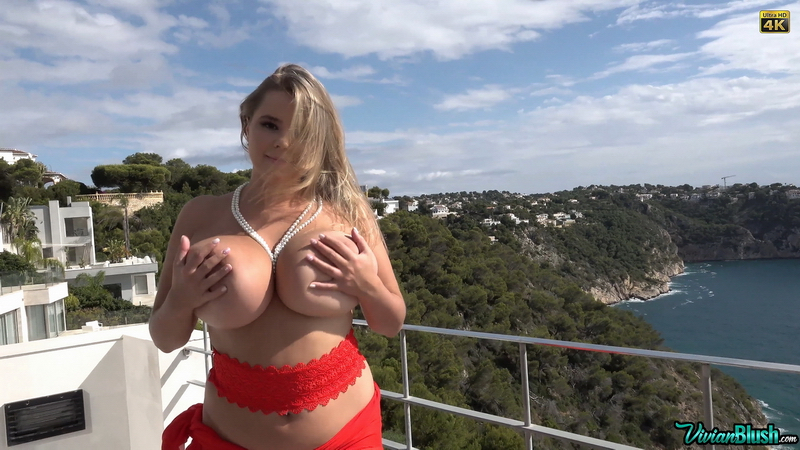 Vivian-Blush-Huge-Bosoms-and-Red-Lingierie-001