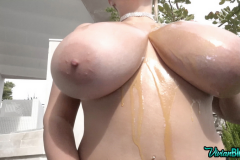 Vivian-Blush-Huge-Tits-in-Black-Minidress-and-Heels-009