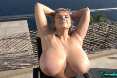 Vivian-Blush-Huge-Tits-in-Black-Swimsuit-at-the-Pool-018