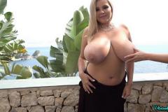 Vivian-Blush-Huge-Tits-in-Slinky-Dress-009