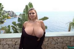 Vivian-Blush-Huge-Tits-in-Slinky-Dress-010