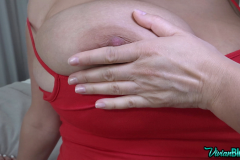 Vivian-Blush-Huge-Tits-in-Tight-Red-Minidress-010