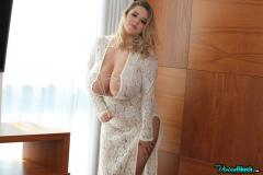 Vivian-Blush-Huge-Tits-in-White-Dress-004