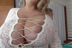 Vivian-Blush-Huge-Tits-in-White-Dress-014